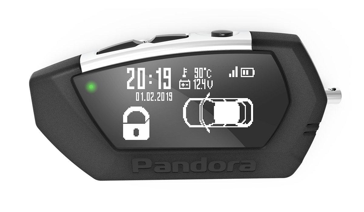 Pandora remote D-022 LoRa