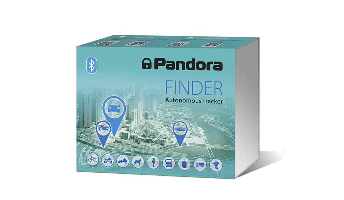 Pandora Finder tracker